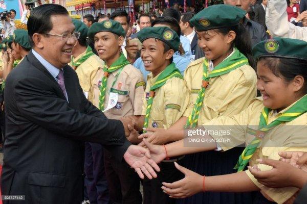 Hun Sen | Getty Images