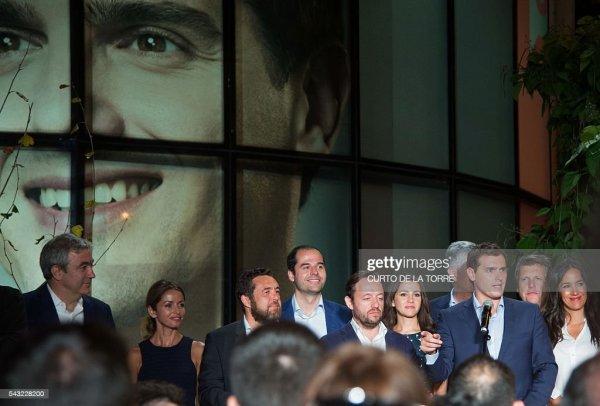 Albert Rivera | Getty Images