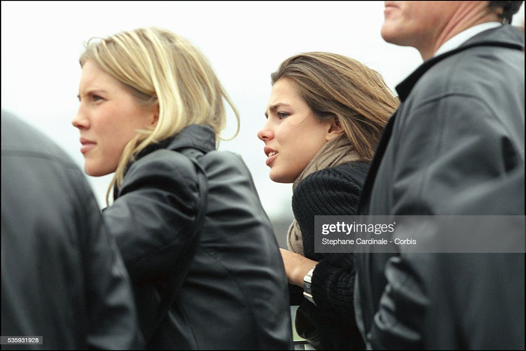 Charlotte Casiraghi 2002 Pictures And Photos Getty Images