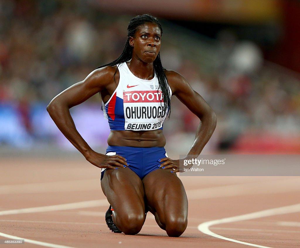 Christine Ohuruogu Photos et images de collection | Getty ...