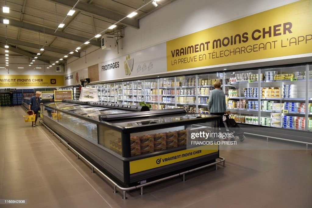 https www gettyimages com detail news photo clients do their shopping in the first discount store news photo 1165942936