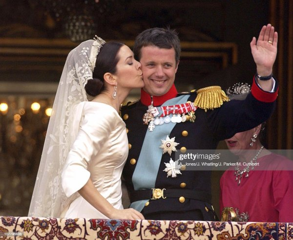 Crown Princess Mary of Denmark | Getty Images