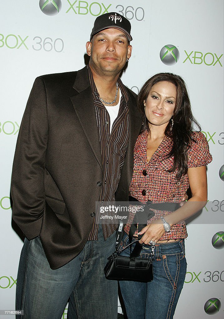 David Justice Wife Stock Photos and Pictures | Getty Images