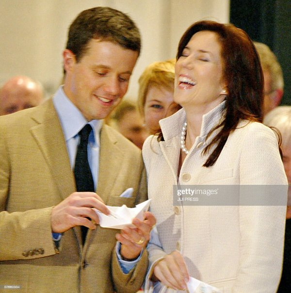 Danish Royal Couple At Aichi Expo | Getty Images