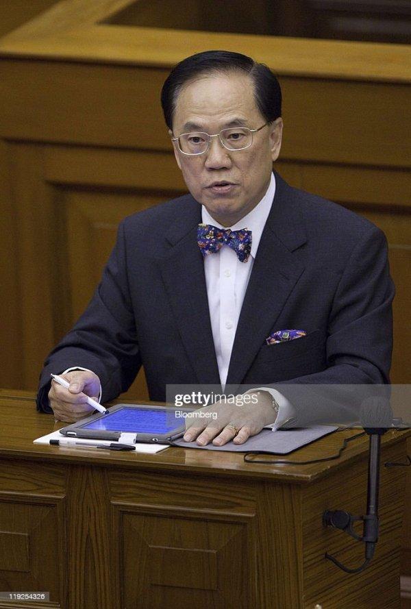 Donald Tsang | Getty Images