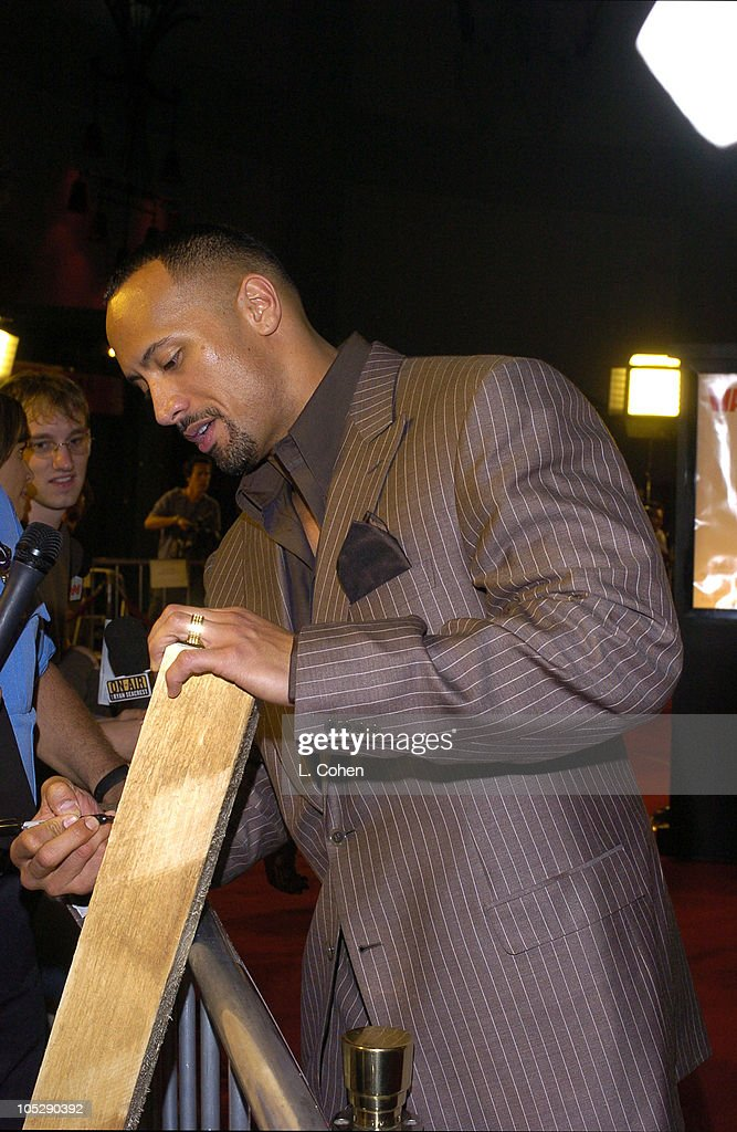 """""""Walking Tall"""" World Premiere - Red Carpet Photos and ..."""