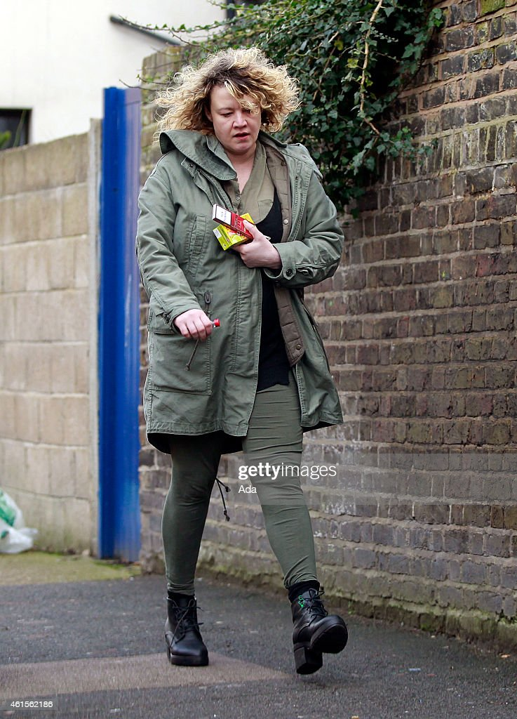 Emily Lloyd Sightings - January 12, 2015 Photos and Images ...