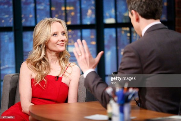 """NBC's """"Late Night with Seth Meyers"""" With Guests Tom ..."""