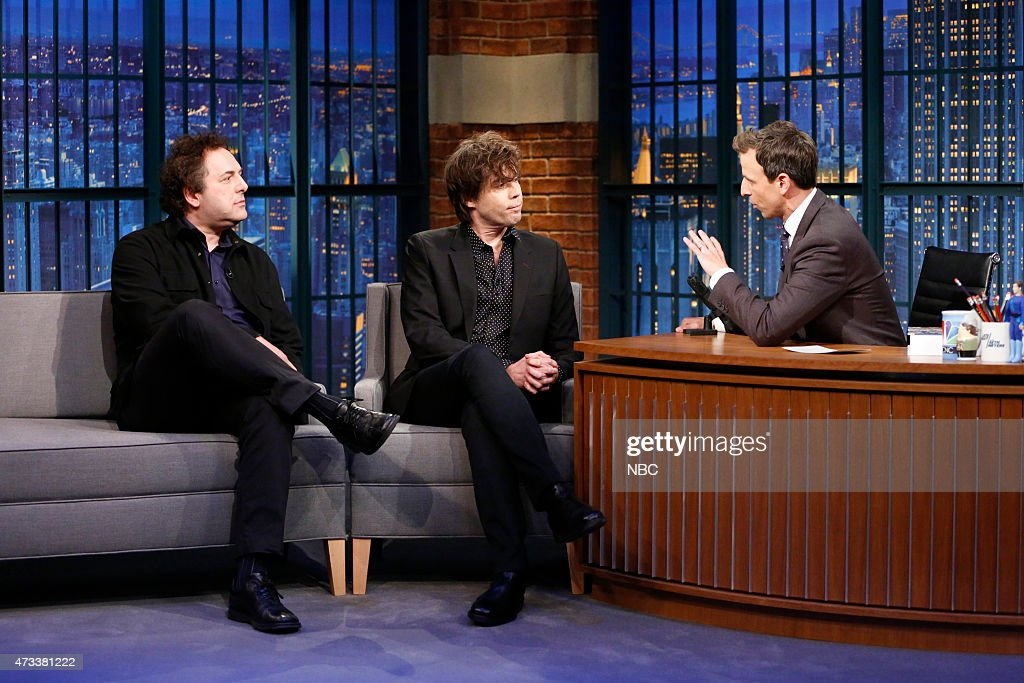 """NBC's """"Late Night with Seth Meyers"""" With Guests Anna ..."""