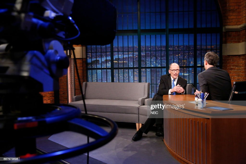 """NBC's """"Late Night With Seth Meyers"""" With Guests Kevin ..."""