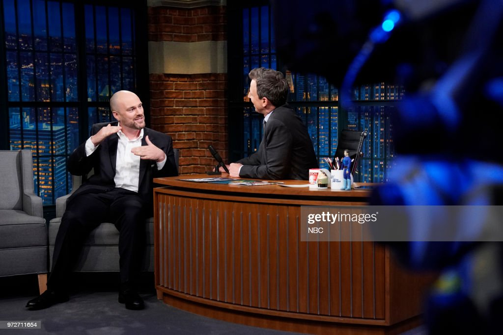 """NBC's """"Late Night With Seth Meyers"""" With Guests Julianna ..."""