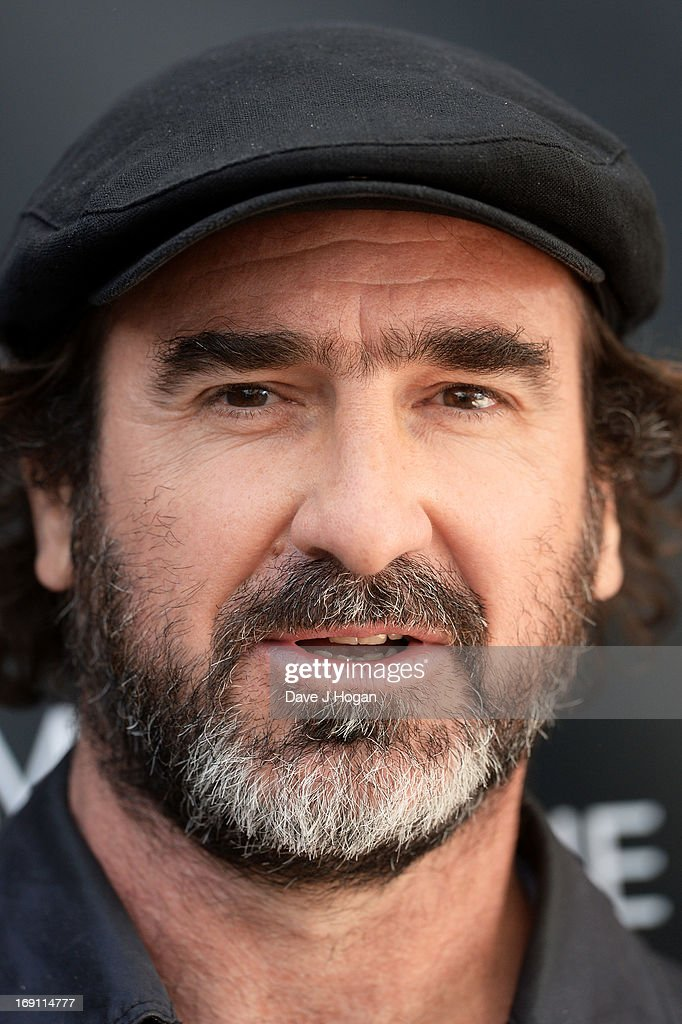 Eric cantona · the salvation · you and the night · looking for eric · french film. 2 841 Bilder Fotografier Och Illustrationer Med Eric Cantona Getty Images