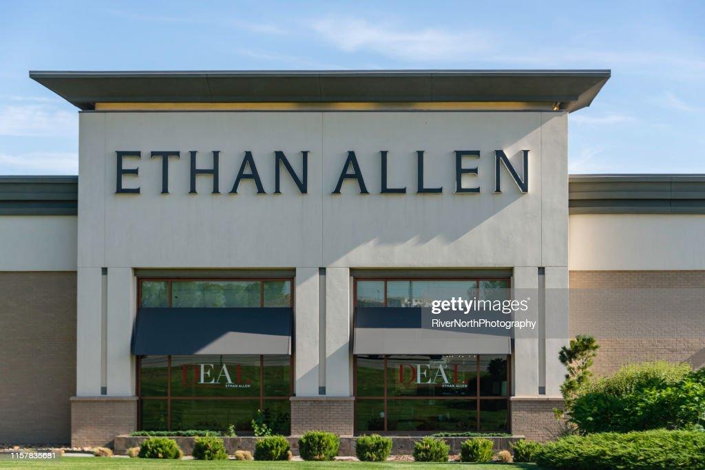 https www gettyimages at detail foto ethan allen furniture store lizenzfreies bild 1157835681