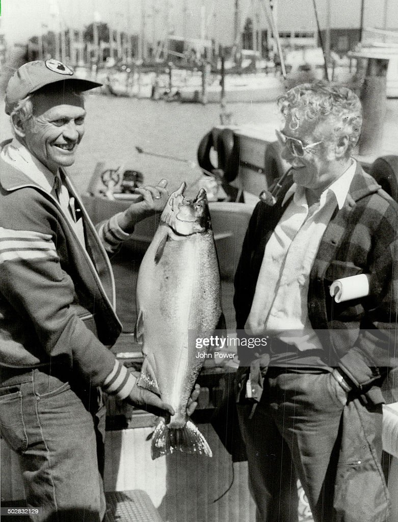 Toronto Star Great Salmon Hunt Stock Photos and Pictures ...