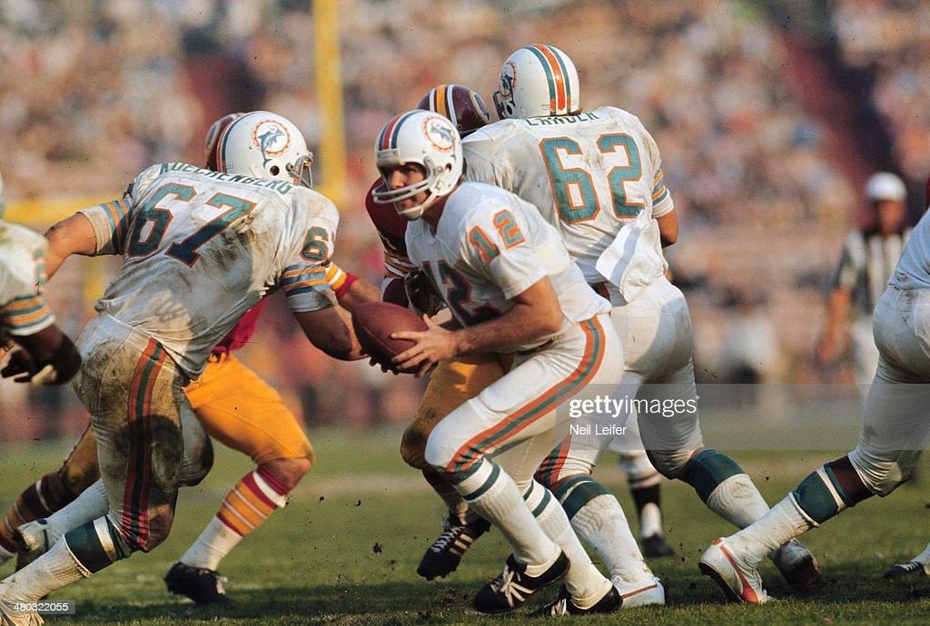 Miami Dolphins vs Washington Redskins, Super Bowl VII ...