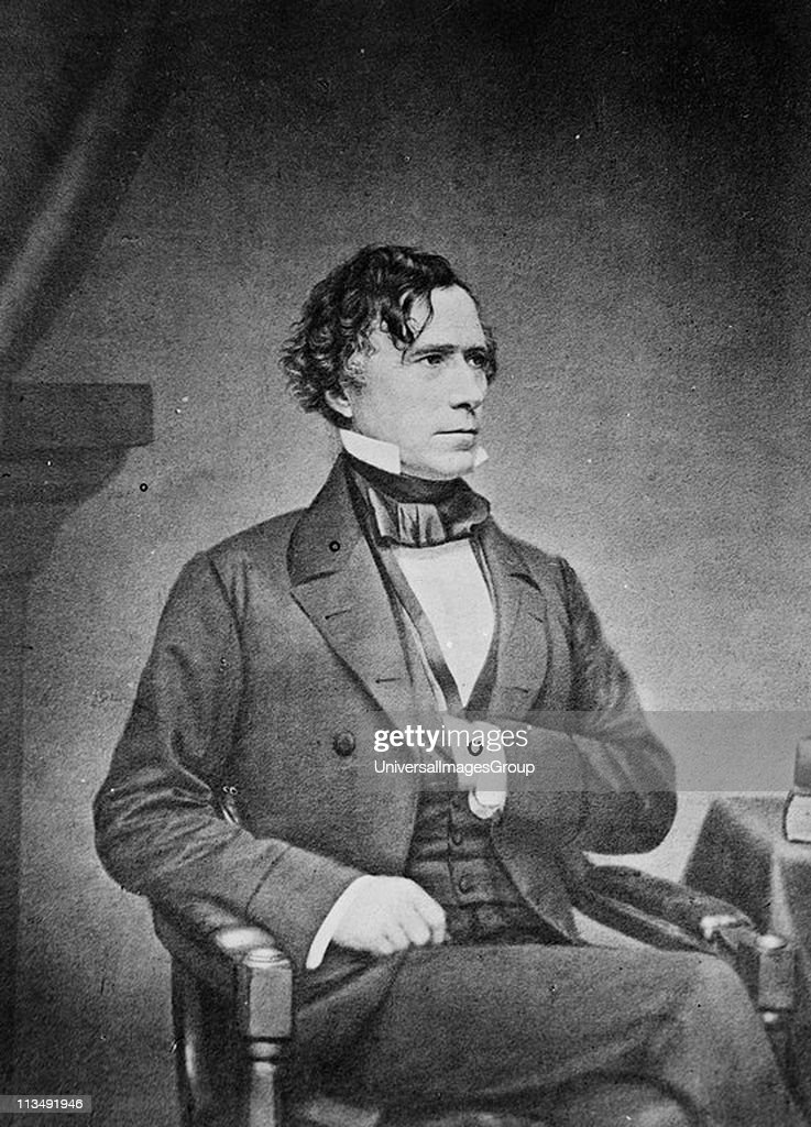 Franklin Pierce Stock Photos and Pictures | Getty Images