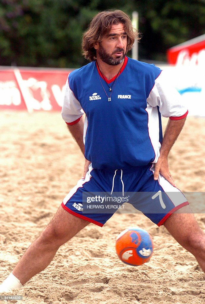 Official home of the asian football confederation. French Former Football Player Eric Cantona Reacts During A Beach News Photo Getty Images