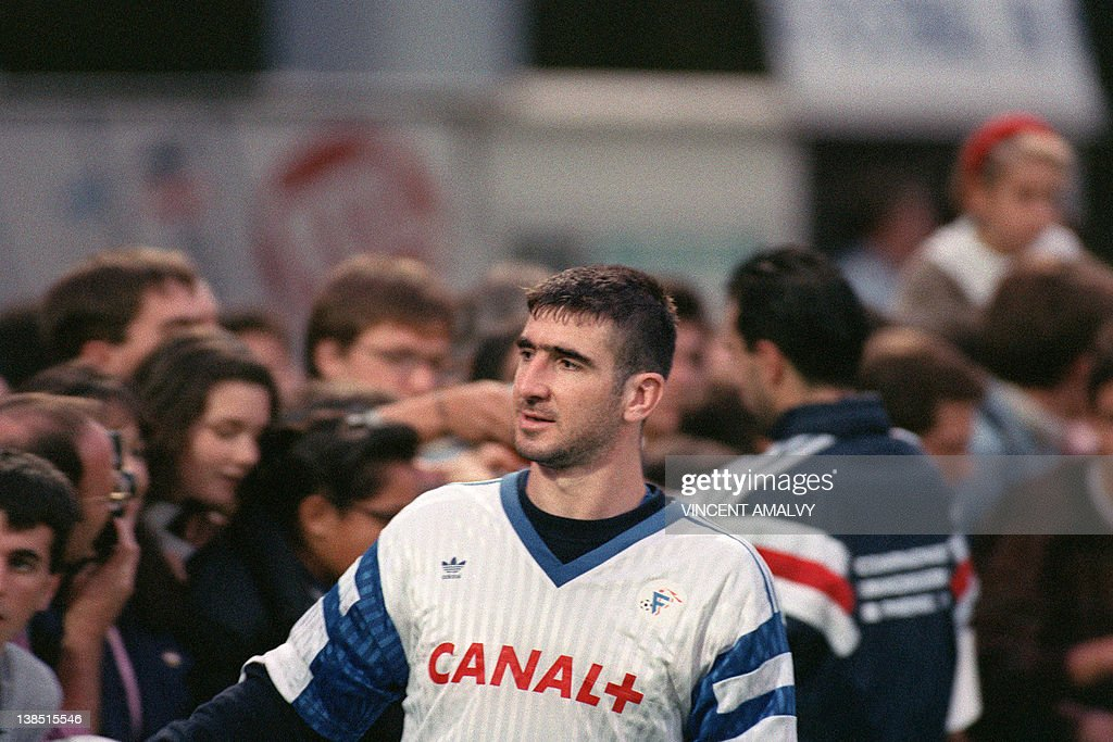 Eric daniel pierre cantona, född 24 maj 1966 i marseille, frankrike,. 1 842 French Eric Cantona Photos And Premium High Res Pictures Getty Images