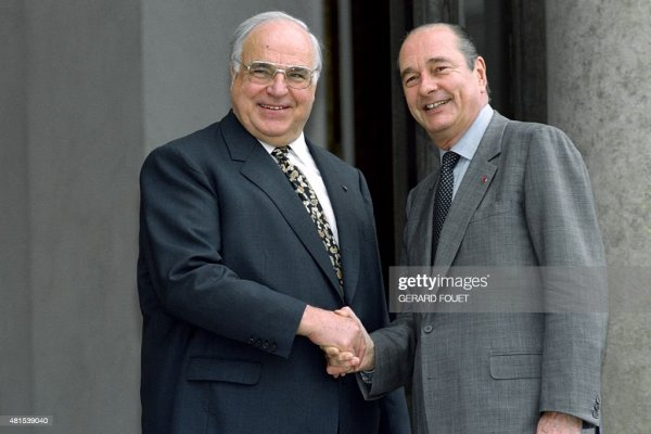 Helmut Kohl | Getty Images