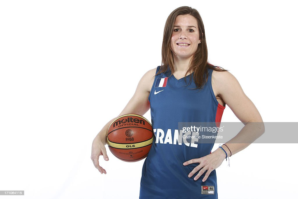 Studio Shoot - French Women Basketball Team Photos and ...