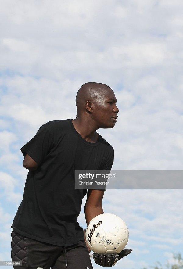 Haiti National Amputee Soccer Team v Maricopa County ...