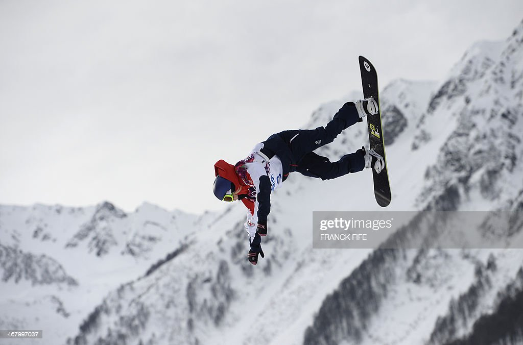 Aimee Fuller Snowboarder Stock Photos and Pictures | Getty ...