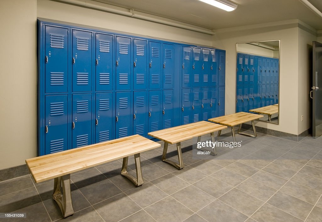 Locker Room Stock Photos and Pictures   Getty Images