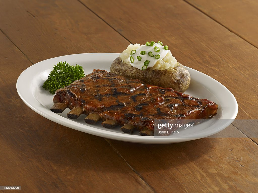 https www gettyimages com detail photo half rack of bbq pork ribs royalty free image 182963009