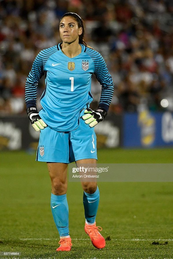 Hope Solo | Getty Images