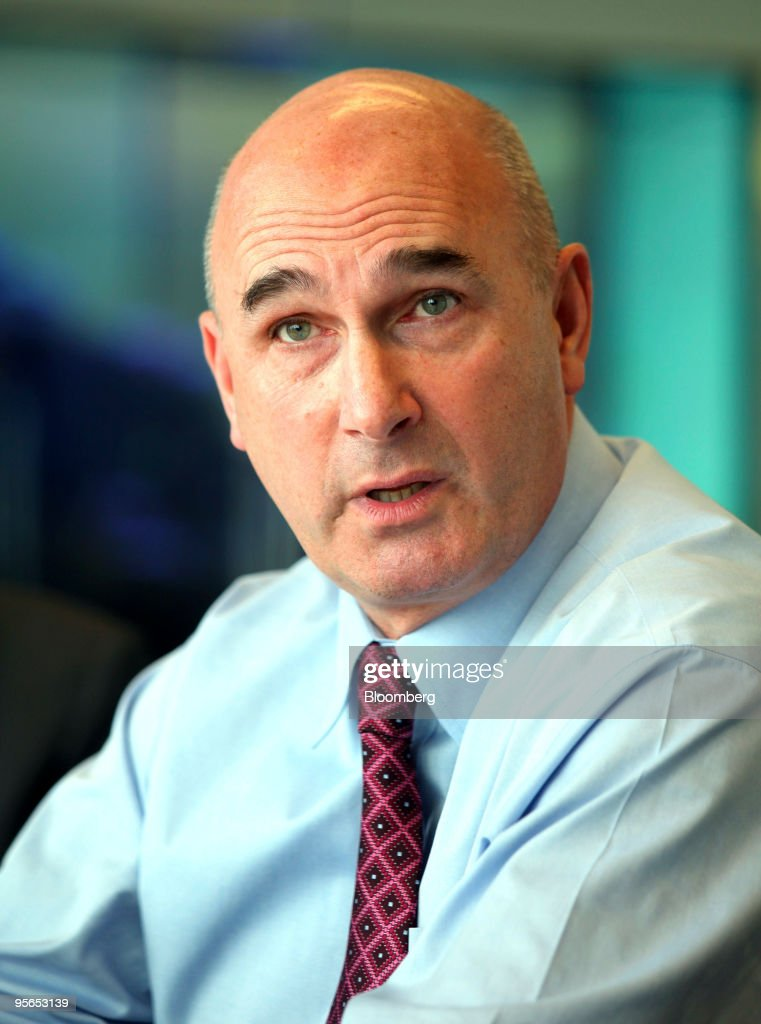 Monsanto CEO Hugh Grant Interview Photos and Images ...