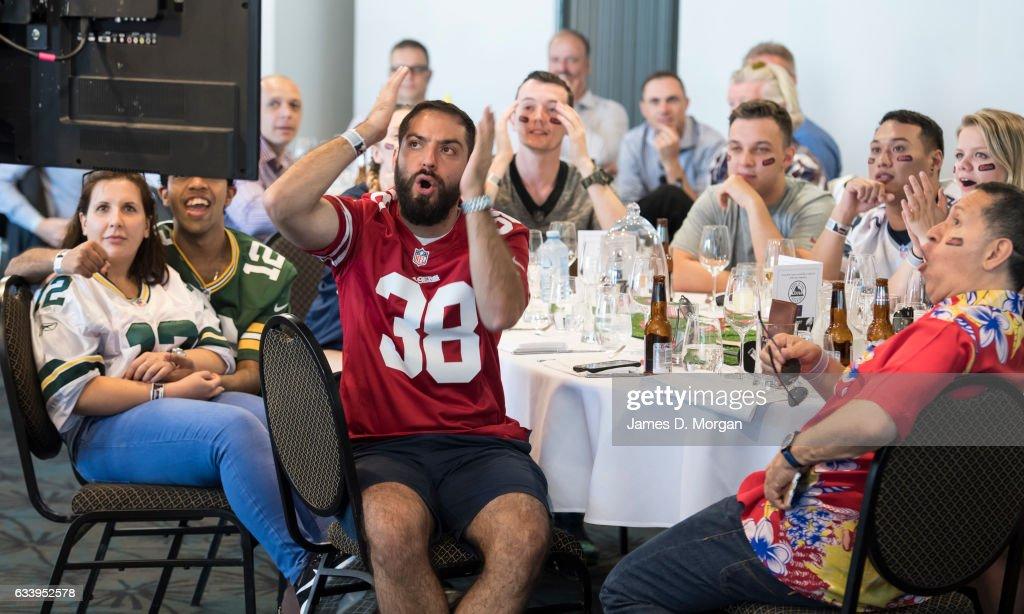 Australian NFL Fans Watch Super Bowl 51 In Sydney Photos ...
