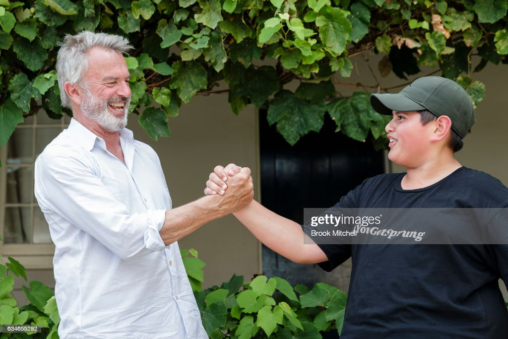 Sam Neill Stock Photos and Pictures | Getty Images