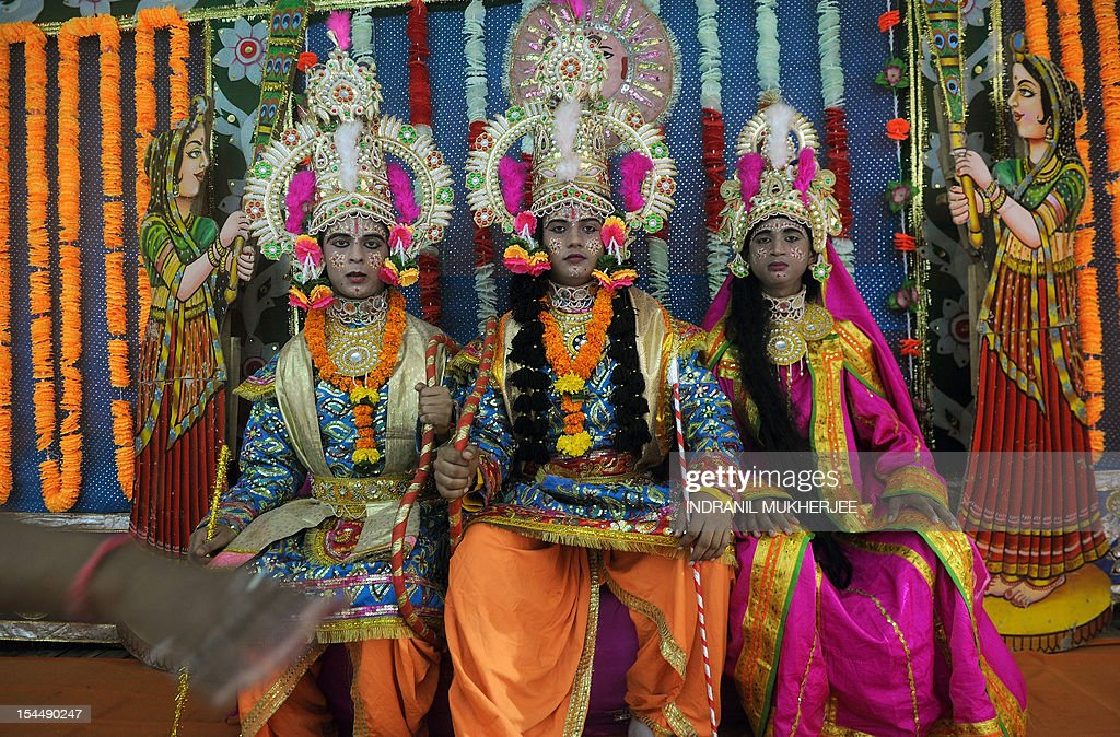 Hindu Epic Ramayana Stock Photos and Pictures   Getty Images