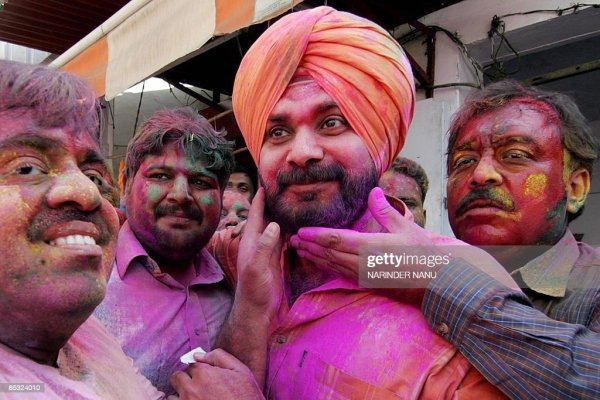 Navjot Singh Sidhu | Getty Images