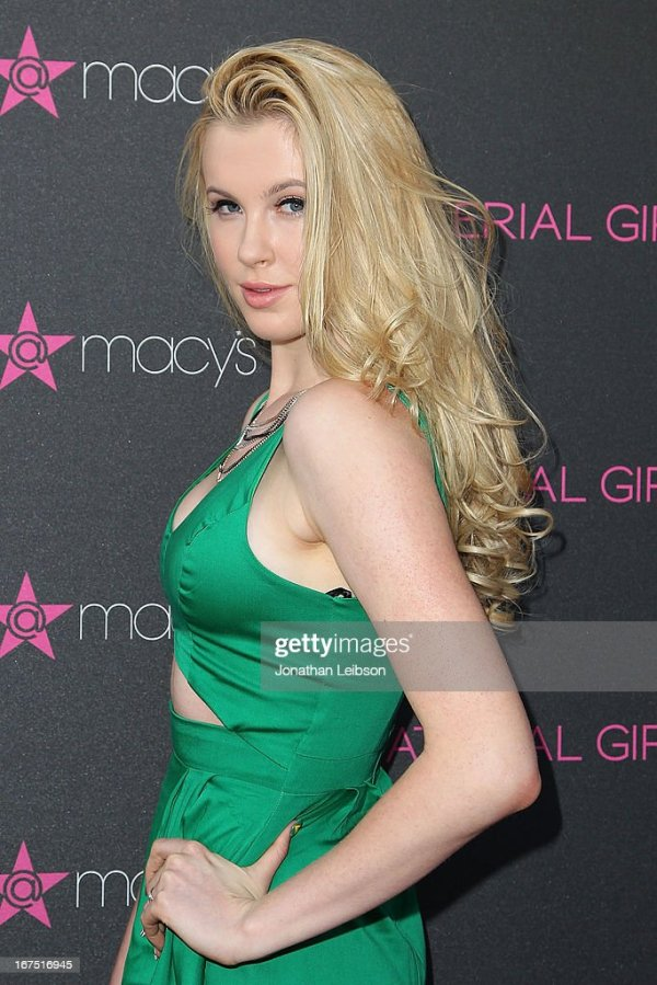 Ireland Baldwin attends the Madonna's Fashion Evolution Pop-Up... News Photo - Getty Images