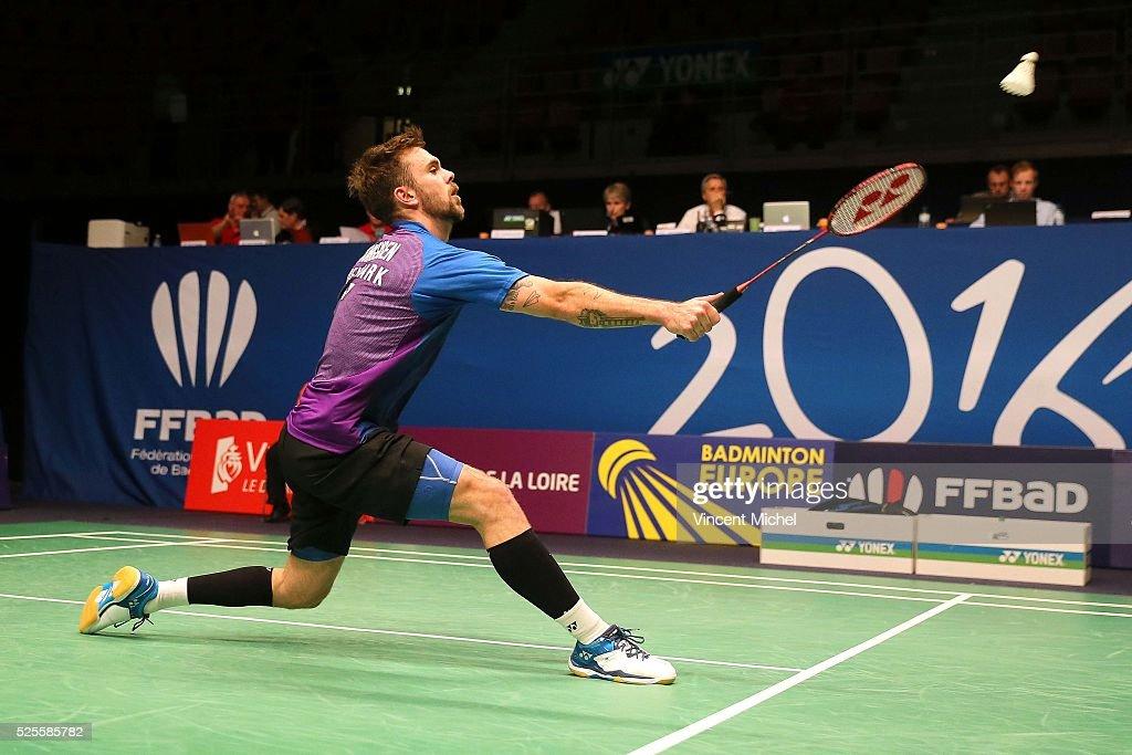 European Badminton Championship Stock Photos and Pictures ...