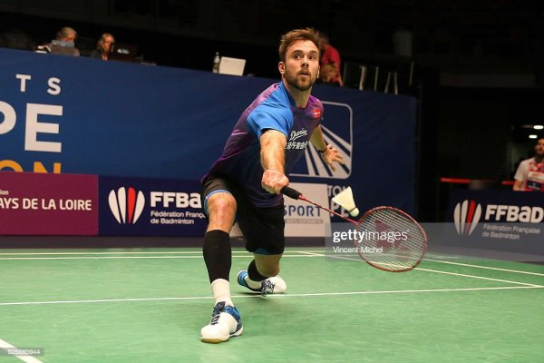 Badminton European Championships - Day 3 | Getty Images