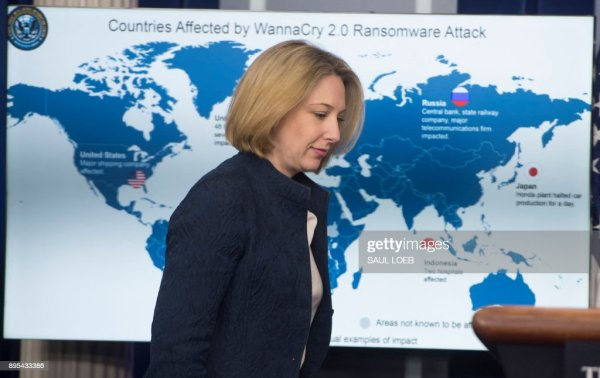 Jeanette Manfra, chief cybersecurity official for the ...