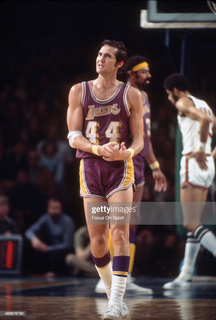 Jerry West Stock Photos And Pictures Getty Images