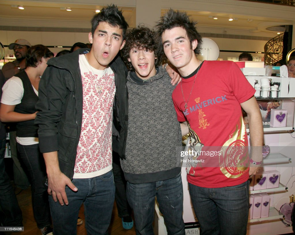 The Jonas Brothers Images et photos | Getty Images