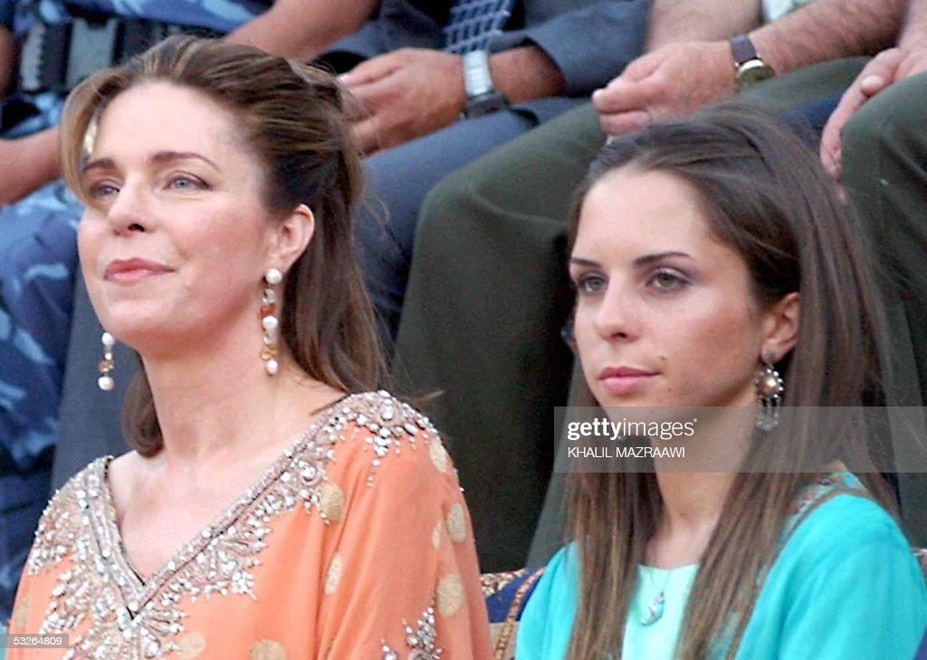 Jordanian Queen Noor Widow Of Late King Hussein And Her