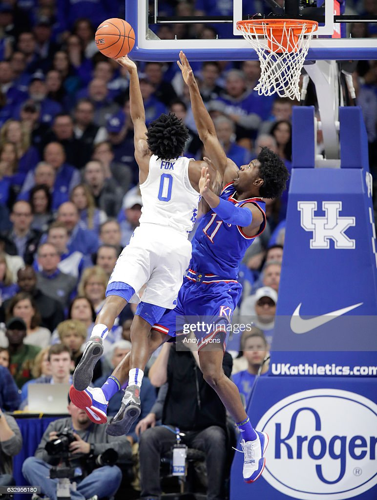 Deaaron Fox Stock Photos and Pictures | Getty Images