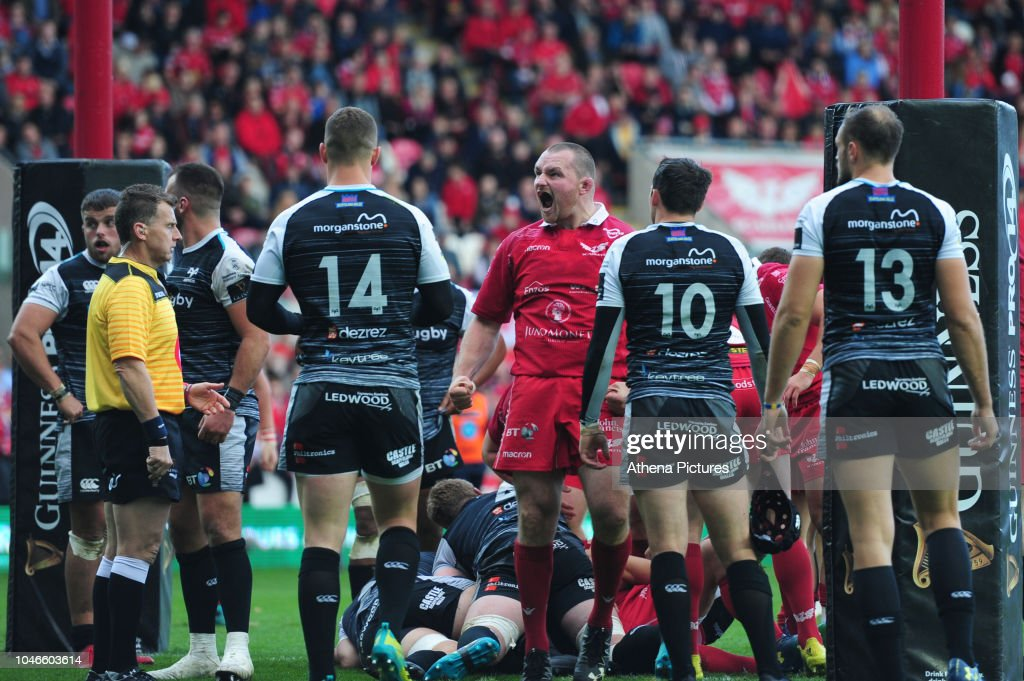 Ospreys Put The Brakes On Today's Pre-Season Derby With Scarlets Being Broadcast On S4C