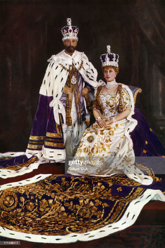 George V Getty Images