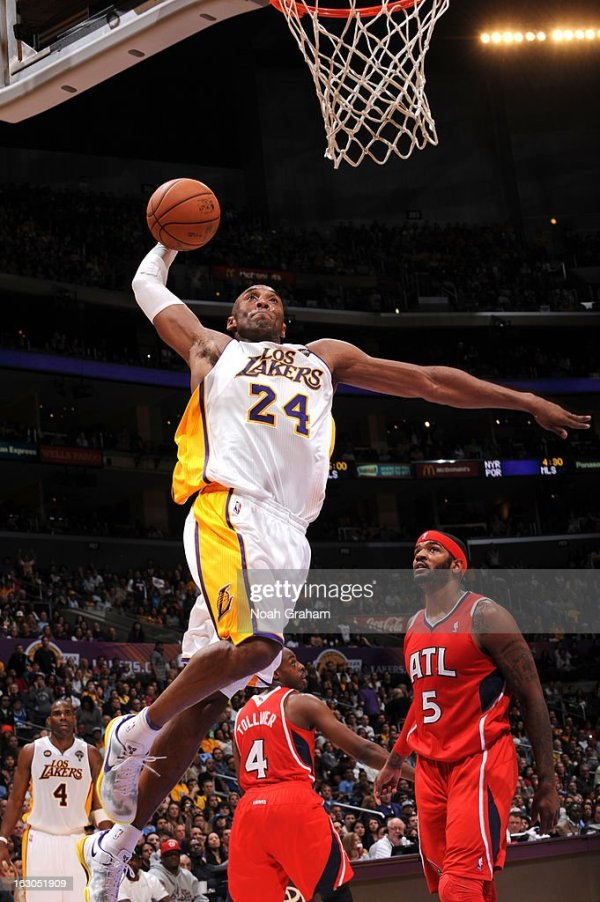 Atlanta Hawks v Los Angeles Lakers | Getty Images