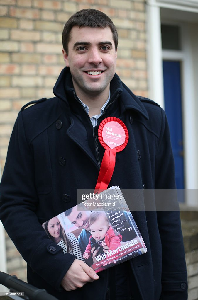 Labour Canvas For Votes Before May's General Election ...