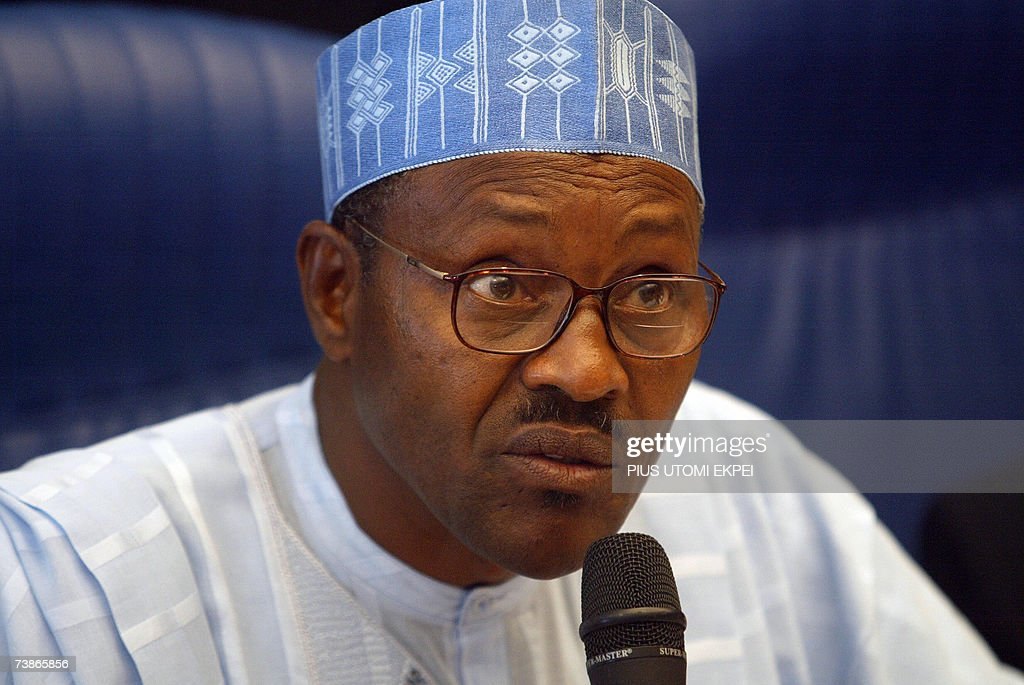 Presidential candidate of All Nigerian P... Pictures ...