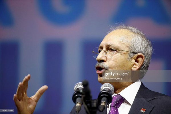 Kemal Kilicdaroglu | Getty Images