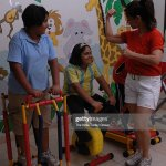 Leena Mogre Tree House Gym Only For Kids At Bandra In Maharashtra News Photo Getty Images