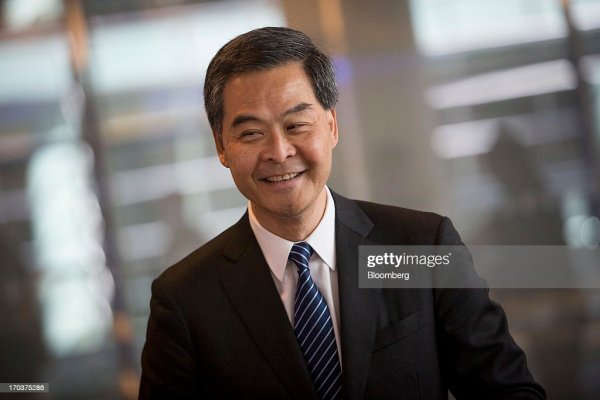 Leung Chun-ying | Getty Images
